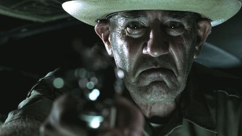 massacre à la tronconneuse 2003 sheriff