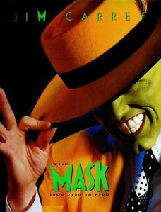 the mask affiche