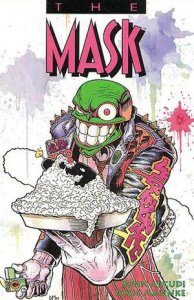 the mask comics
