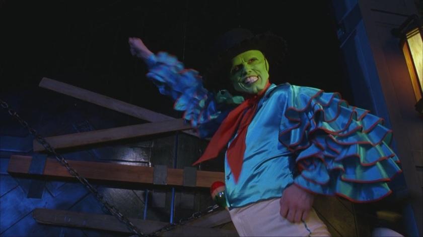the mask sancho le cubain