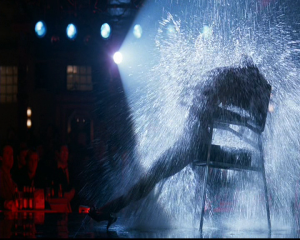 flashdance danse mouillée