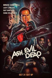 ash vs evil dead poster fan