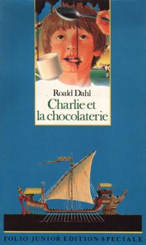 charlie et la chocolaterie livre