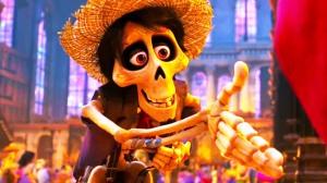 coco disney pixar hector squelette