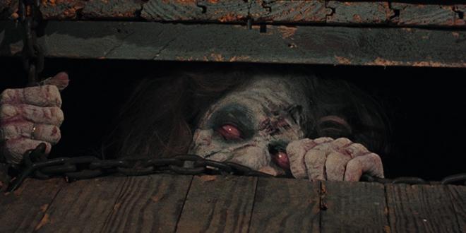 evil dead demon sous sol chaine