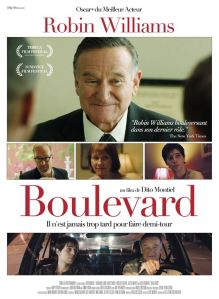boulevard film affiche