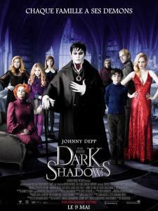 dark shadows affiche