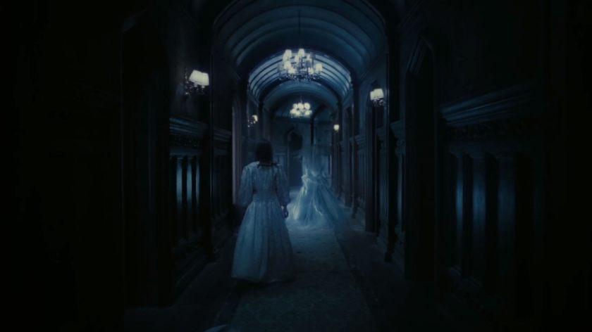 darkshadows-movie couloir fantome