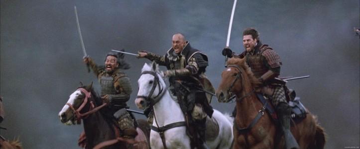 le dernier samourai bataille finale contre les japonais