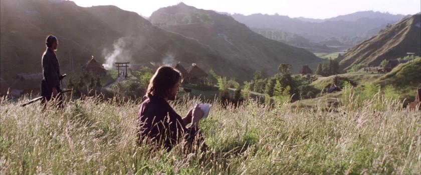 le dernier samourai nathan ecrit dans son journal