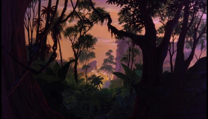 le livre de la jungle jungle indienne