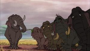 le livre de la jungle la patrouille des elephants