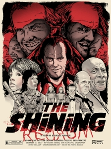 shining affiche