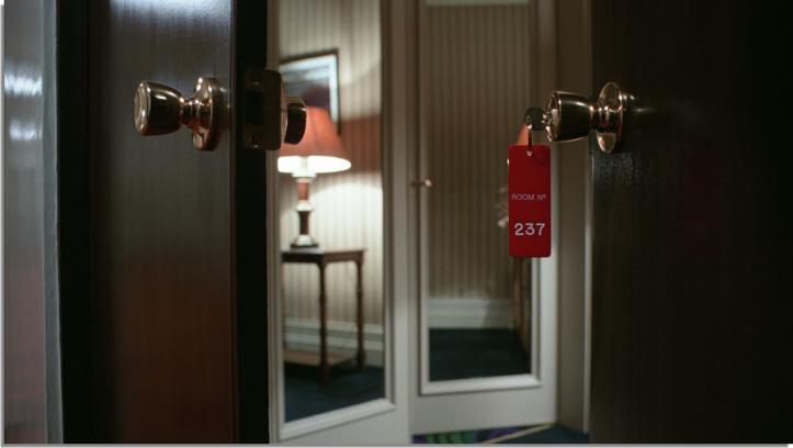 shining chambre 237