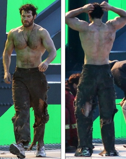 superman-henry-cavill-muscles-man-of-steel