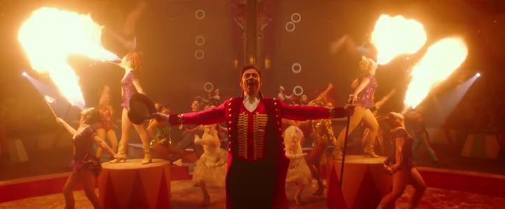the greatest showman phineas et son cirque