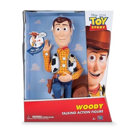 woody boite figurine parlante