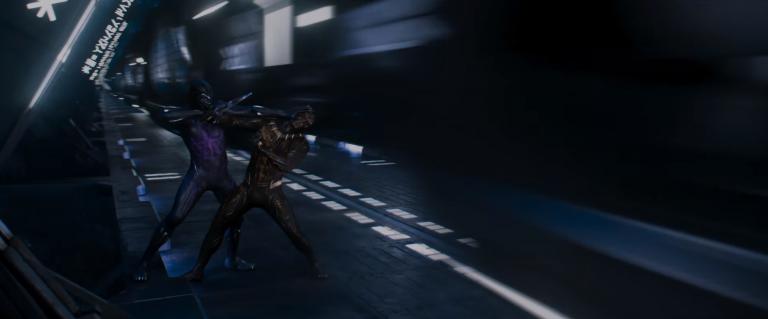 black-panther affrontement t'challa kill manger