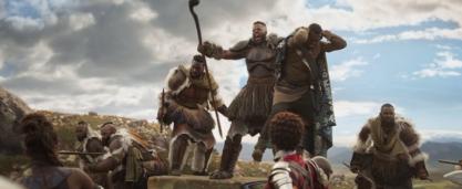black-panther bataille epique