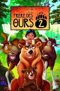 frere des ours 2 disney affiche