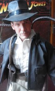 Indiana Jones Figure - Raiders of the Lost Ark - 16 scale figure vue de près