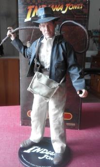 Indiana Jones Figure - Raiders of the Lost Ark - 16 scale figure