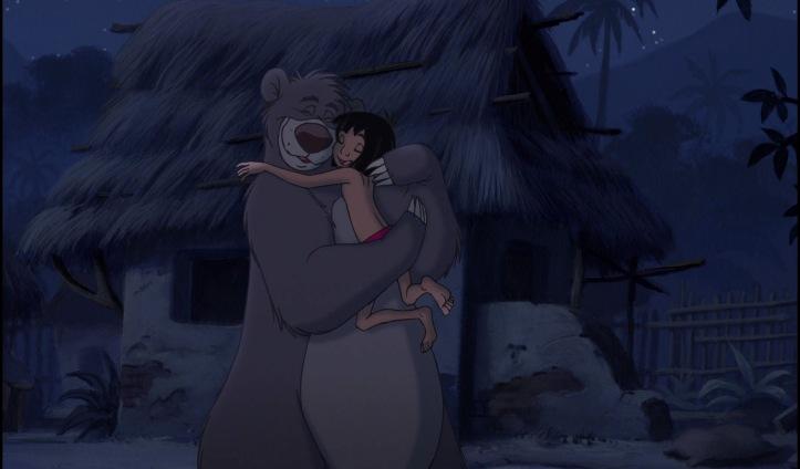 le livre de la jungle 2 mowgli retrouve baloo
