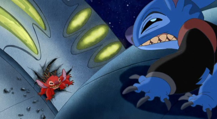 leroy vs stitch