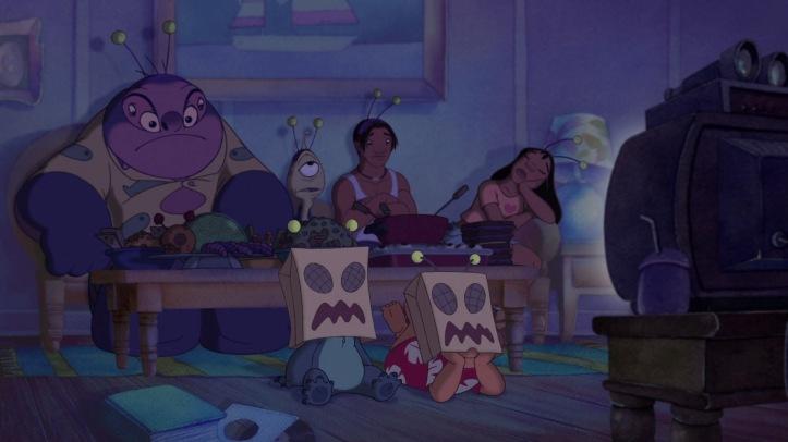 lilo-stitch 2 séance ciné en famille