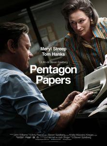 pentagon paper affiche
