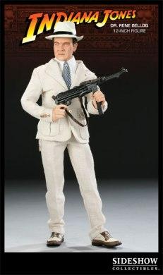 sideshow figurine belloq