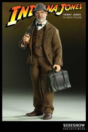 sideshow figurine henry jones senior