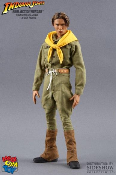 sideshow figurine young indiana