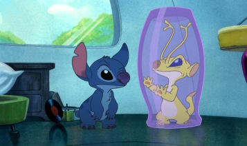 stitch le film sparky