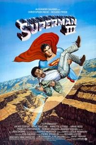 superman 3 affiche