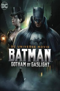 batman gotham by gaslight affiche