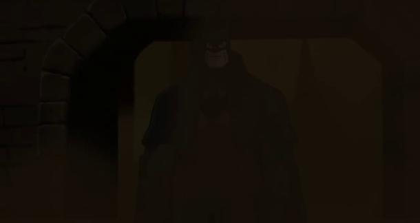 batman gotham by gaslight batman apparait dans la brume