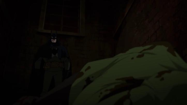 batman gotham by gaslight batman face à la premiere victime de jack l eventreur