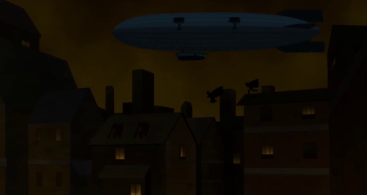 batman gotham by gaslight course poursuite sur les toits de gotham