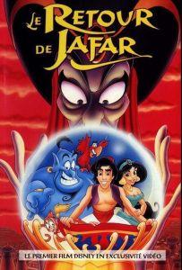 Le retour de jafar affiche