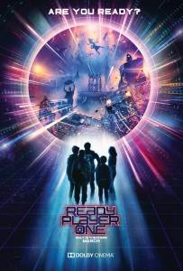 ready player one affiche