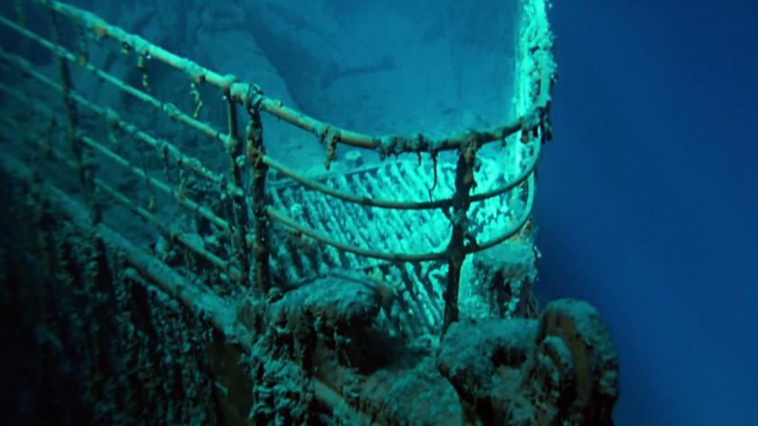 Titanic épave