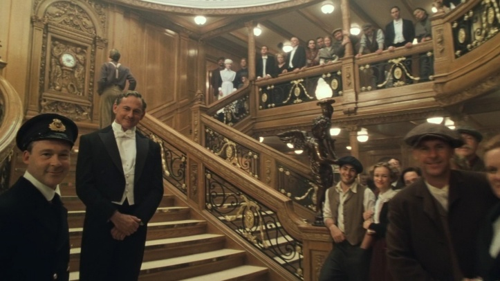 Titanic equipage et voyageurs