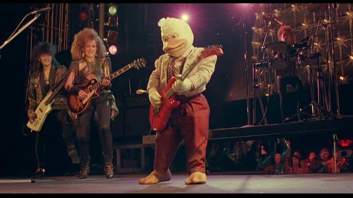 howard the duck parodie johnny b goode