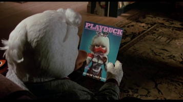 howard the duck parodie playboy