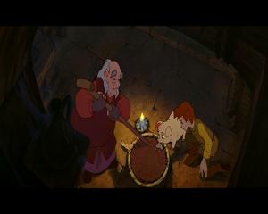 taram et le chaudron magique dalbert taram et le cochon tirelire