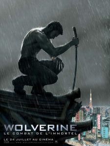 Wolverine le combat de l'immortel affiche