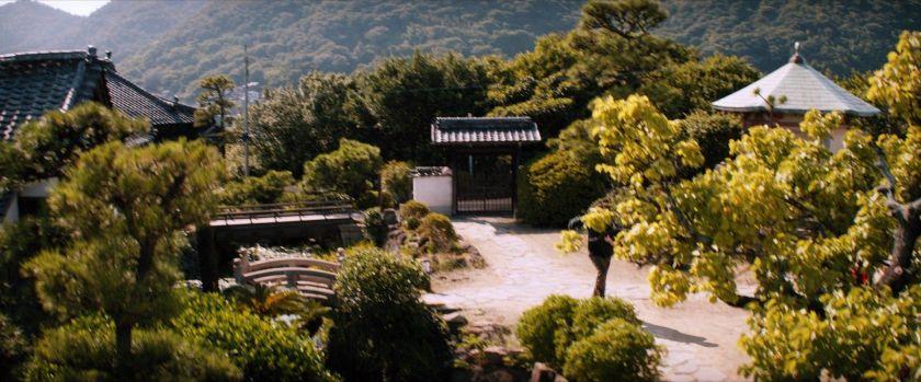 wolverine le combat de l'immortel nagasaki