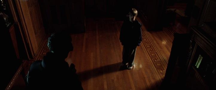 x men 2 un des soldats de stryker face à un jeune mutant étudiant à l institut xavier