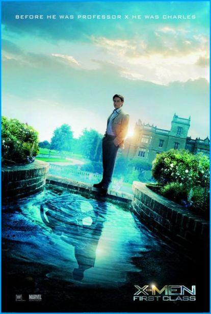 X-Men-First-Class-Professor-Charles-Xavier-Poster